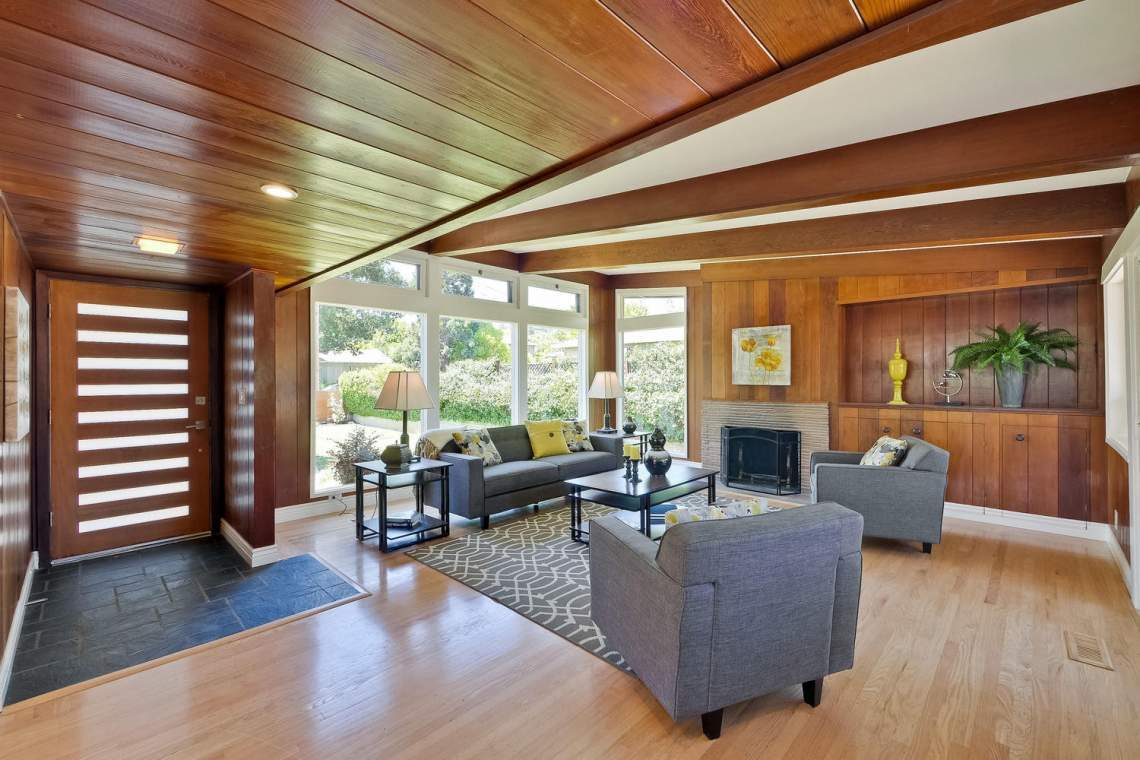 Perfect The Living Room Redwood City Home Design Ideas And Pictures Part 15