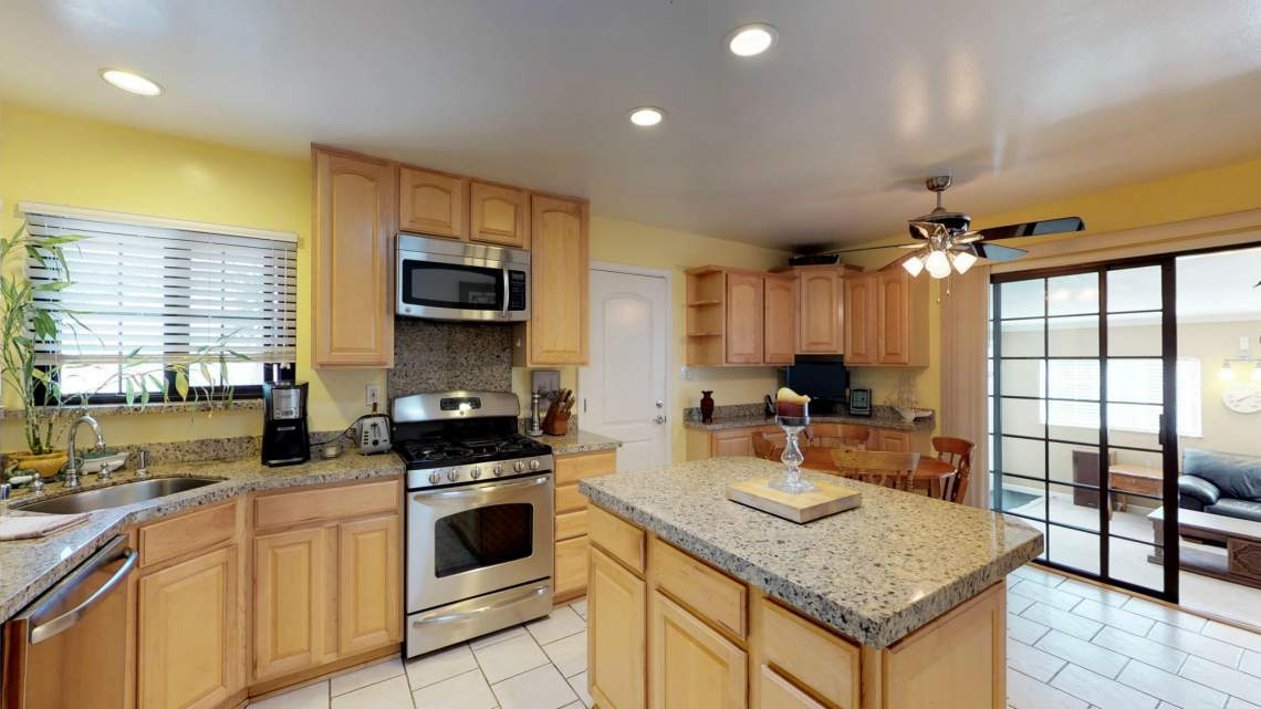 6823 Normandy Drive, Newark (Kitchen)